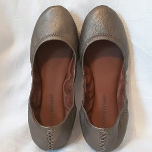 Lucky Brand L-K Emmie Leather Flats